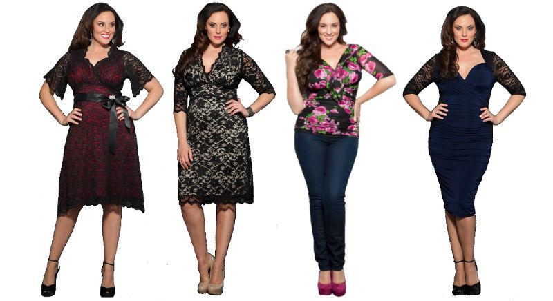 Как выглядеть привлекательно женщинам с пышными формами