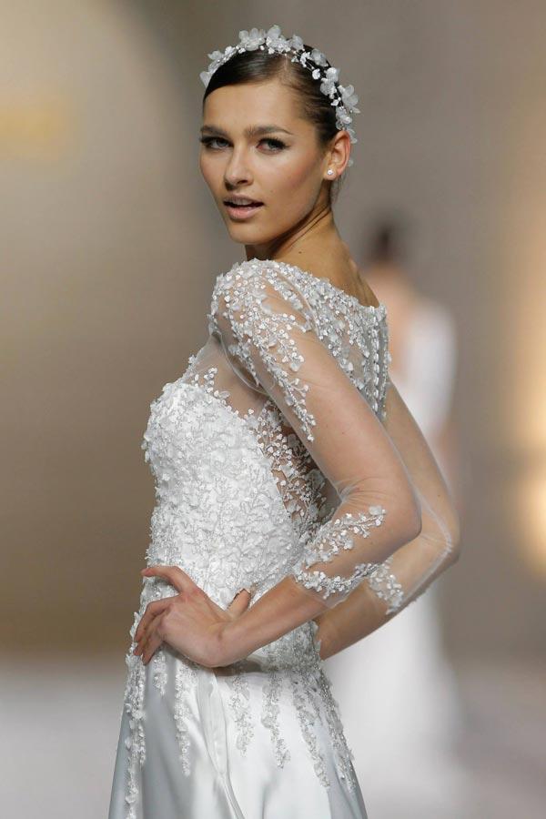 Актуальные тренды в свадебных нарядах 2015 года