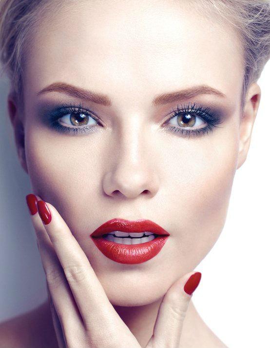 Идеи красивого макияжа на новый год 2015