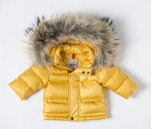 Модная детская верхняя одежда Осень-Зима 2014-2015