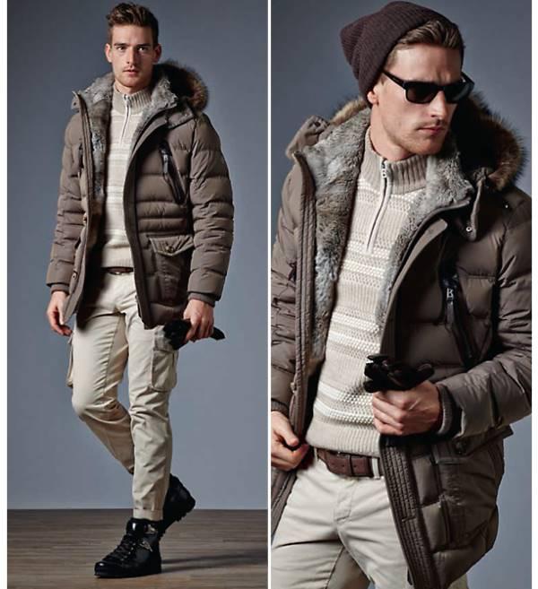 Стильные мужские образы на осень-зиму 2014-2015