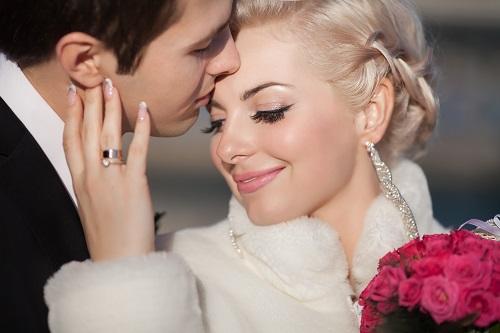 5 сказочных вариантов для зимней свадьбы