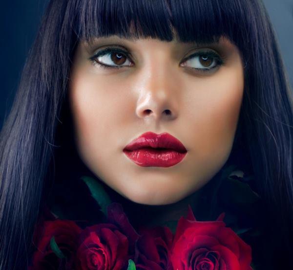 Красные губы - вневременной тренд красоты (5)