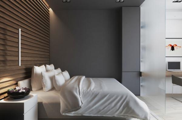 Современный интерьер квартиры 50 кв.м. (10)