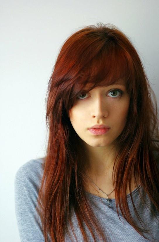 Идеи окраски волос в яркие цвета (8)