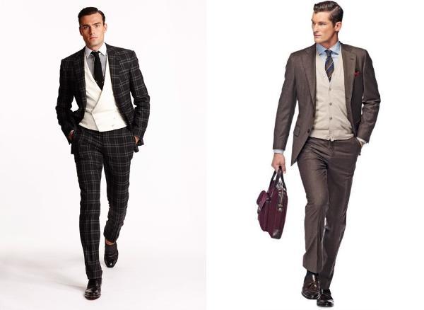 Как правильно выбирать мужской костюм (2)