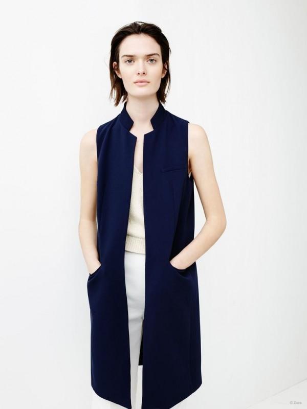 Lookbook Zara на весну 2015 года