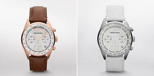 Коллекция часов для женщин от Emporio Armani