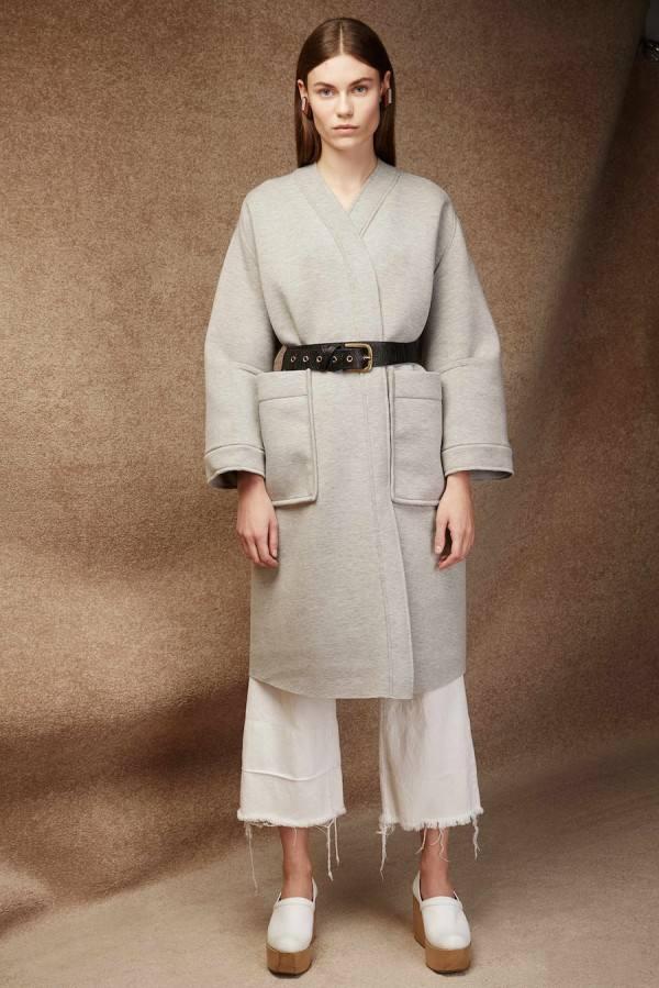 Коллекция женской одежды из натуральных тканей от Rachel Comey (7)