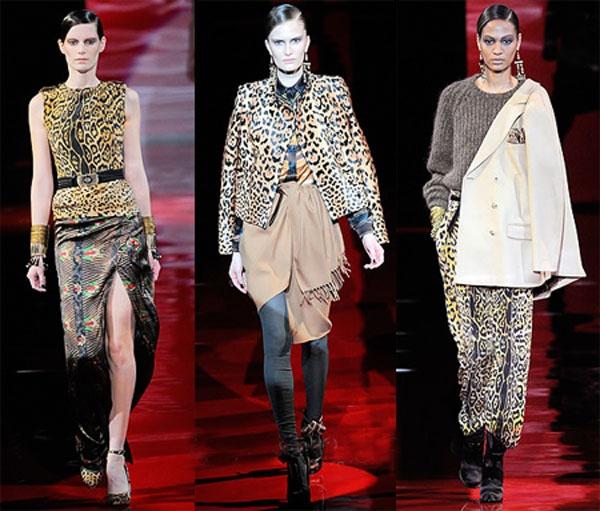 Знаменитости в модном леопардовом принте