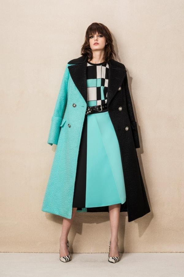 Модные женские пальто сезона осень-зима 2015-2016 (4)
