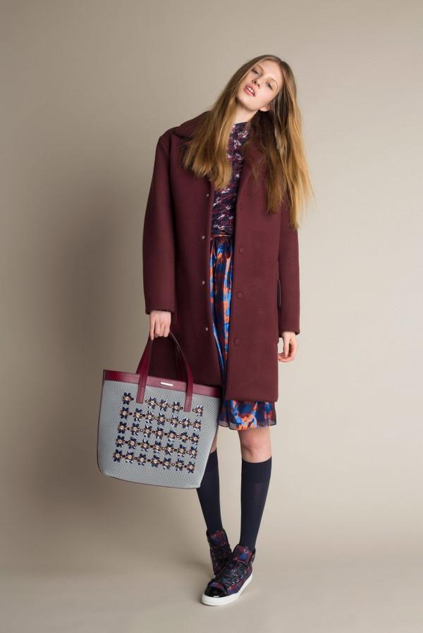 Модные женские пальто сезона осень-зима 2015-2016 (7)
