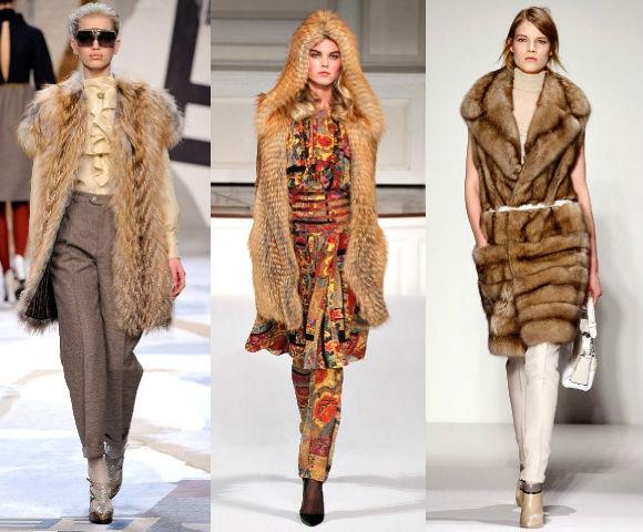 b11d011c01c9 Модные женские жилеты сезона осень-зима 2015-2016