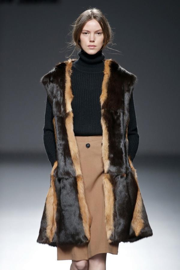 Модные меховые изделия сезона осень-зима 2015-2016 (5)