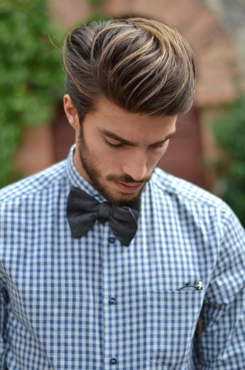 Современные мужские стрижки и укладки 2015 (11)