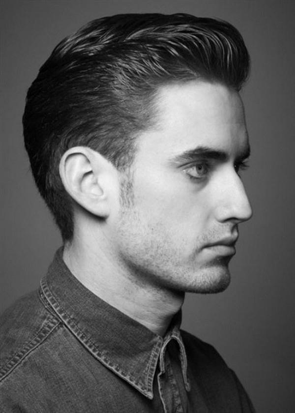 Наверное, ни одна причёска не выглядит так роскошно, как классическая мужская стрижка.