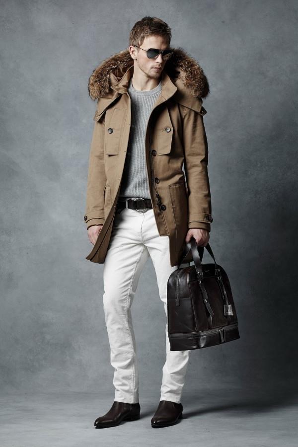 272618ad51d Коллекция мужской одежды сезона осень-зима 2015-2016 от Michael Kors