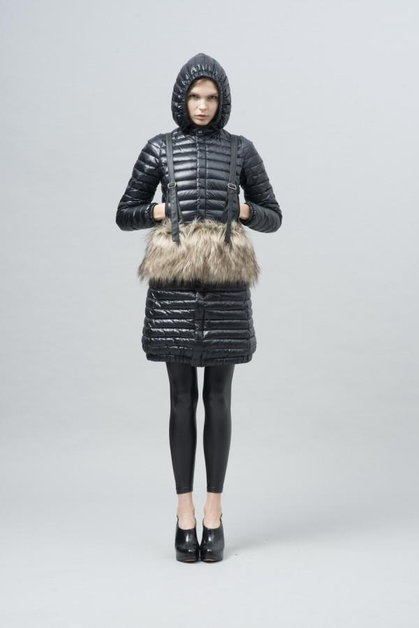 Модные зимние пальто, куртки, пуховики 2015-2016 (2)