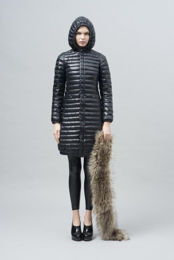 Модные зимние пальто, куртки, пуховики 2015-2016 (3)