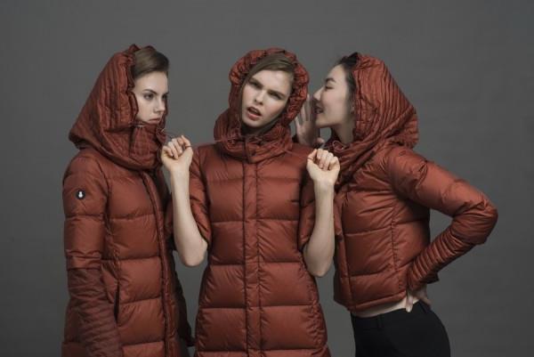 Модные зимние пальто, куртки, пуховики 2015-2016 (4)