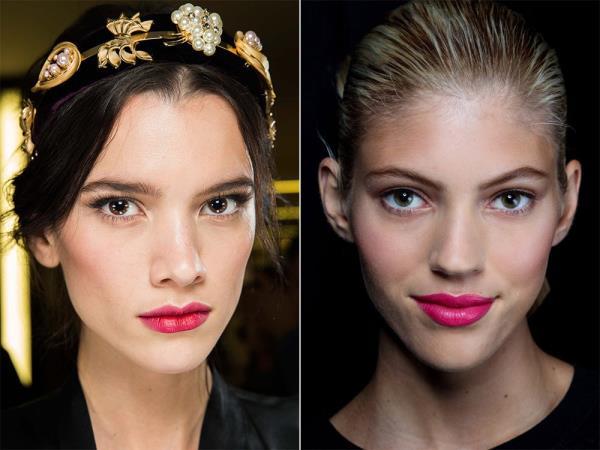Модные идеи макияжа на Новый 2016 год (8)