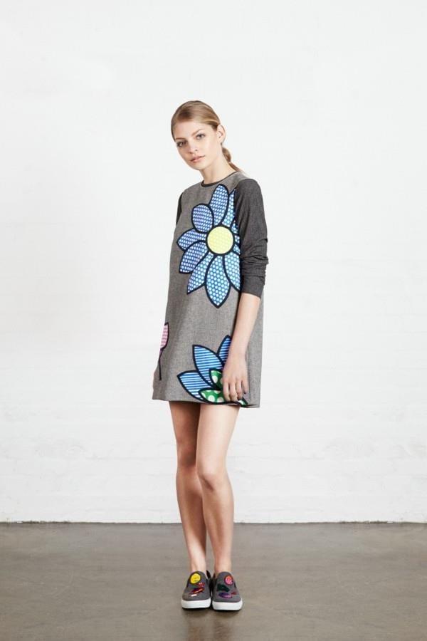 платья повседневные на осень фото повседневные