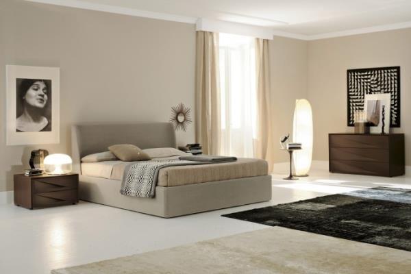 Советы по оформлению современной спальни