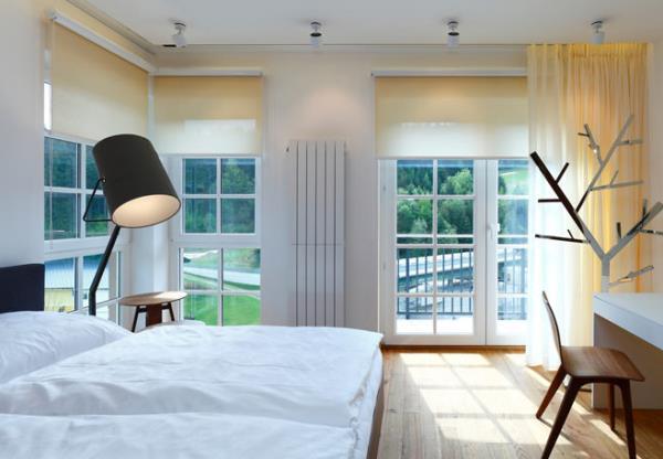 Как украсить интерьер спальни с помощью штор (10)