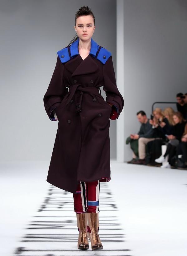 Модная тенденция 2016 - пальто с поясом (25)