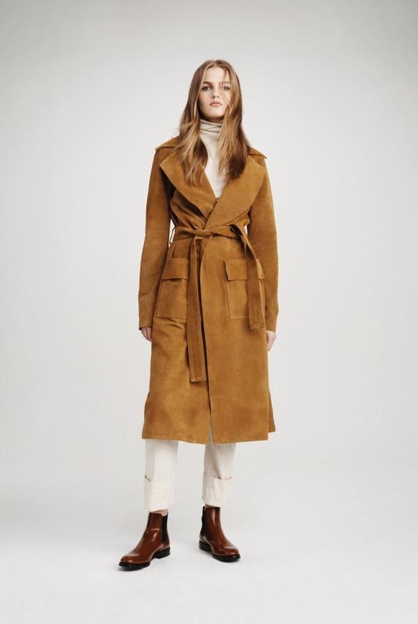 Модная тенденция 2016 - пальто с поясом (4)