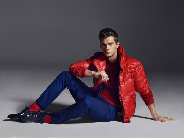 Lookbook новой коллекции мужской одежды Reserved 2016 (8)