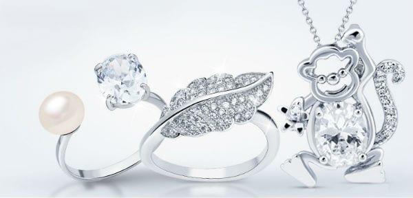 Эксклюзивные серебряные изделия от Natali Romanovoi