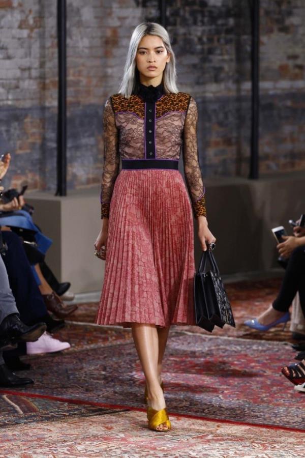 Тенденции женской моды в 2018 году