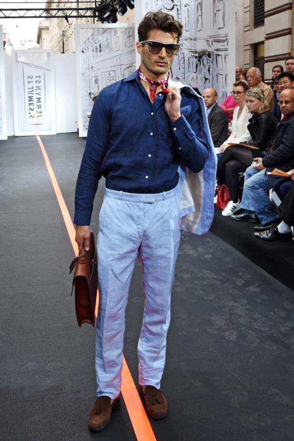 модная мужская одежда лето 2016 (10)