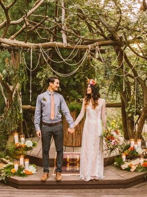 Свадьба в стиле бохо шик (13)