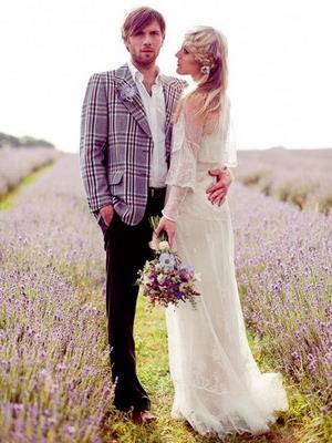 Свадьба в стиле бохо шик (20)