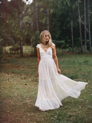 Свадьба в стиле бохо шик (23)