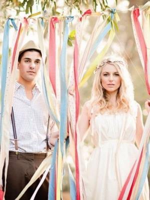 Свадьба в стиле бохо шик (24)