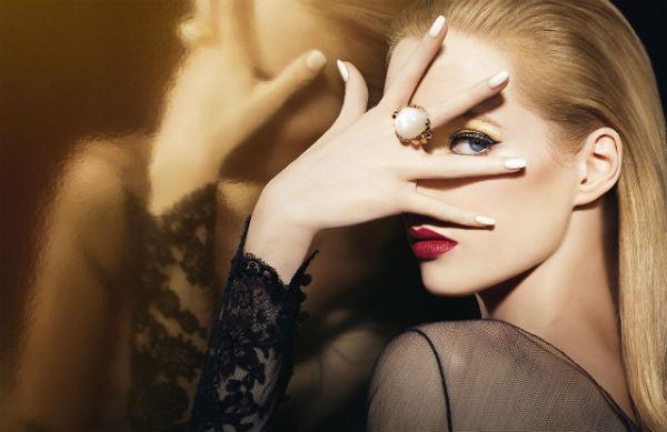 Идеи красивого макияжа на Новый Год 2015-10