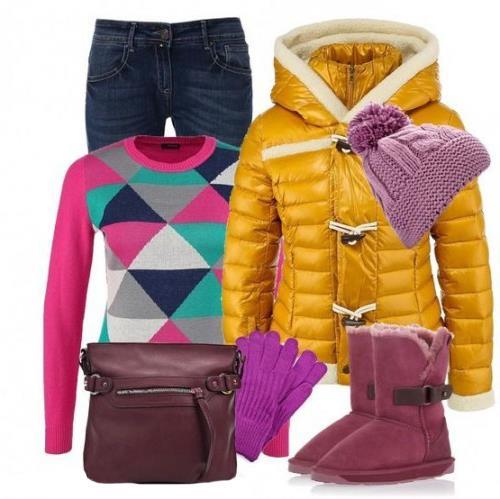 Cеты одежды осень зима 2017-18 (1)