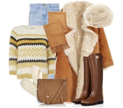 Cеты одежды осень зима 2017-18 (18)