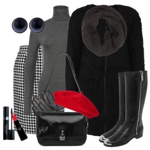 Cеты одежды осень зима 2017-18 (21)