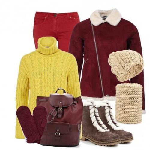 Cеты одежды осень зима 2017-18 (30)