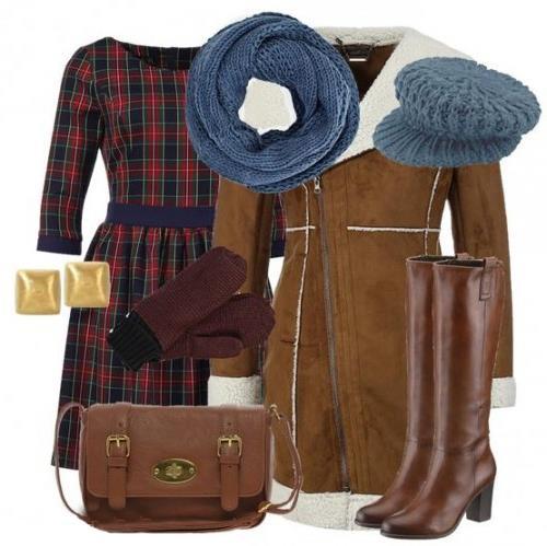 Cеты одежды осень зима 2017-18 (7)