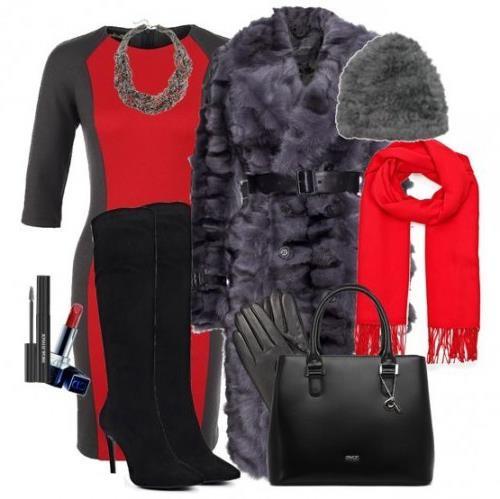 Cеты одежды осень зима 2017-18 (8)
