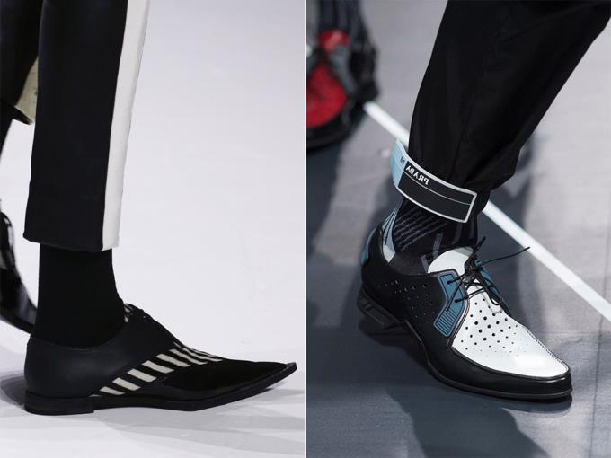 Обувь лето 2018 года модные тенденции