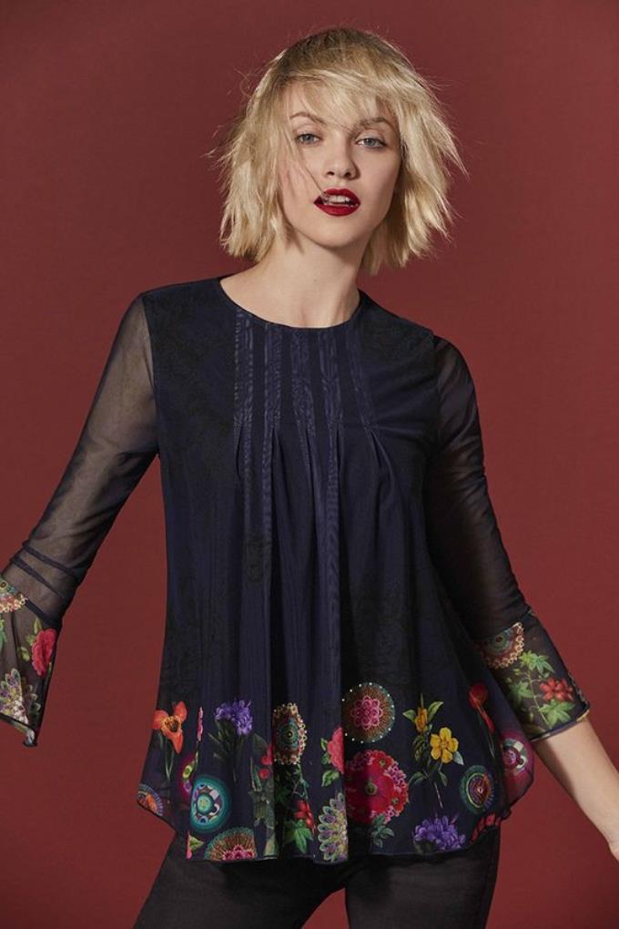 Модные блузки лето 2018 года, цвета, фасоны, с чем носить