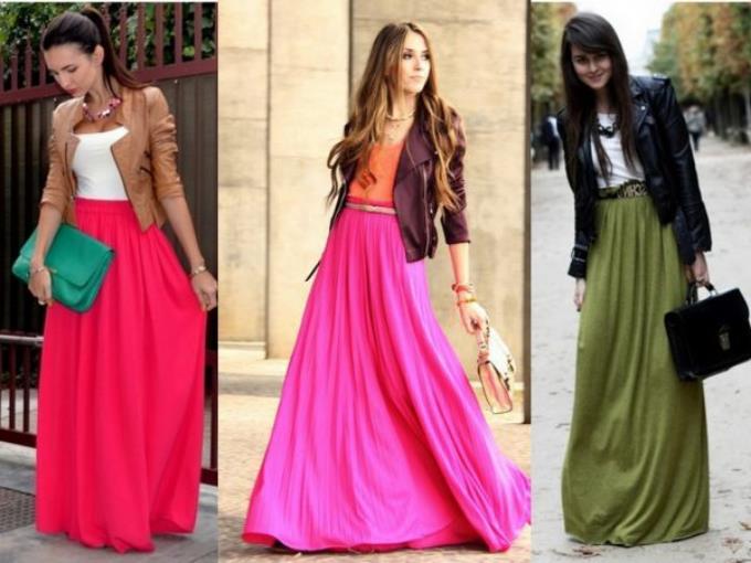 Модные летние юбки 2018 года, фасоны, силуэт, цветовая гамма