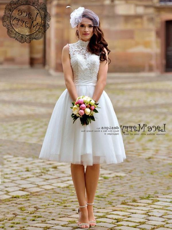 3acf94ea954 Укороченные свадебные платья. Очень эффектно будут смотреться платья