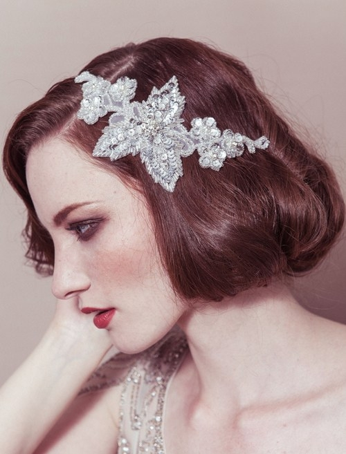 Debbie-Carlisle-2013-Womens-Accessories-9 Свадебные украшения на голову от Debbie Carlisle